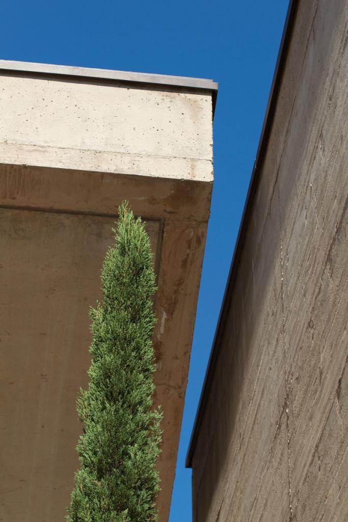 Architecture - rythme particulier