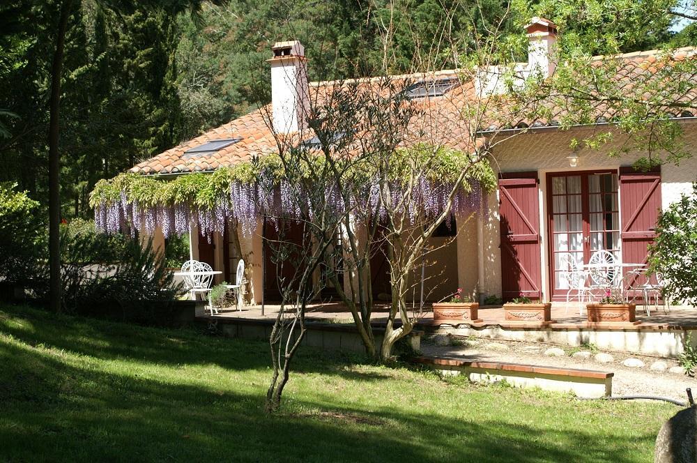 """La maison de """"Roquecourbe"""""""